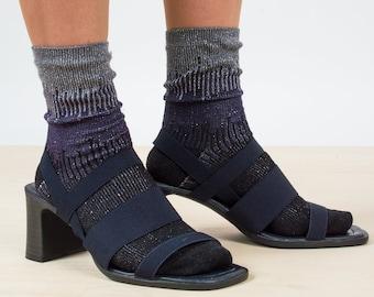 fbb52aea706 90 s Strappy Sandal Heels