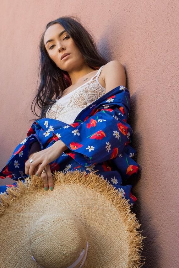Lucie Ann Floral Maxi Dress