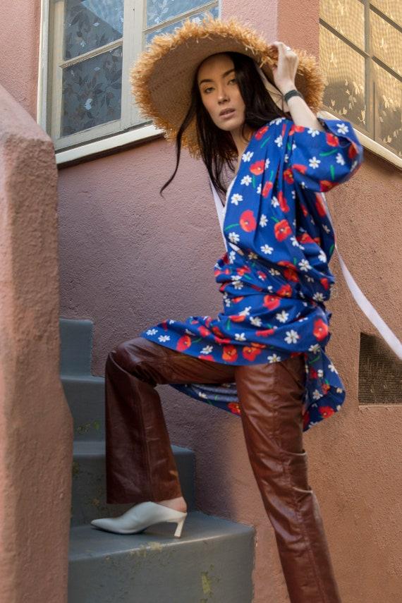 Lucie Ann Floral Maxi Dress - image 3