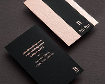 Luxury business card etsy quick view deluxe business card colourmoves