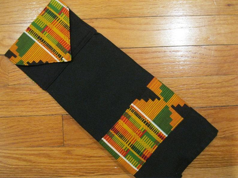 Kinte cloth Hanging Kitchen bathroom towel Mikkimade home kitchen decor Mikki Made Kente Cloth Kwanzaa