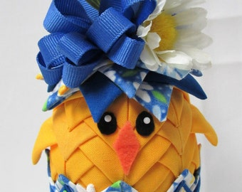 Spring Daisy Chick