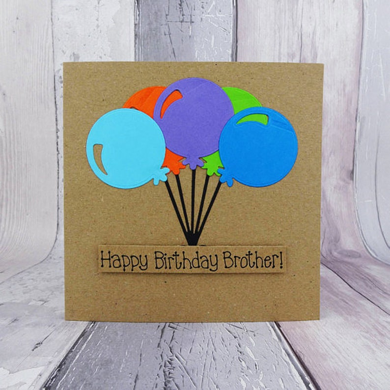 Personalised birthday card Happy Birthday card Birthday image 0