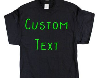 Customizable Youth Tee