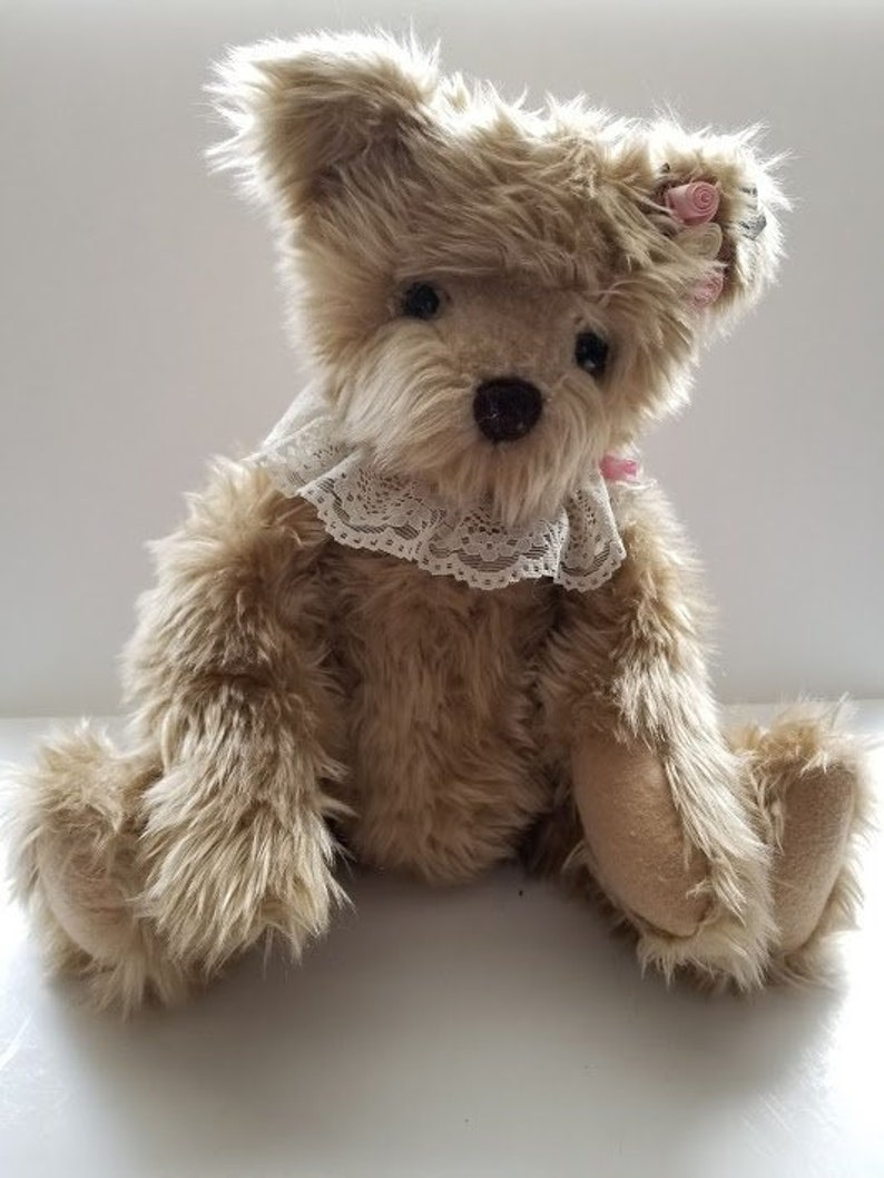 Annette Funicello Collectible Bear Bears Annette Funicello