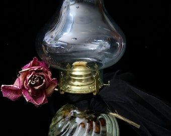 Eternal Flame; each one a unique renewable spell - ritually charged. Manifest your desires in a more permanent way - God/Goddess petitioning