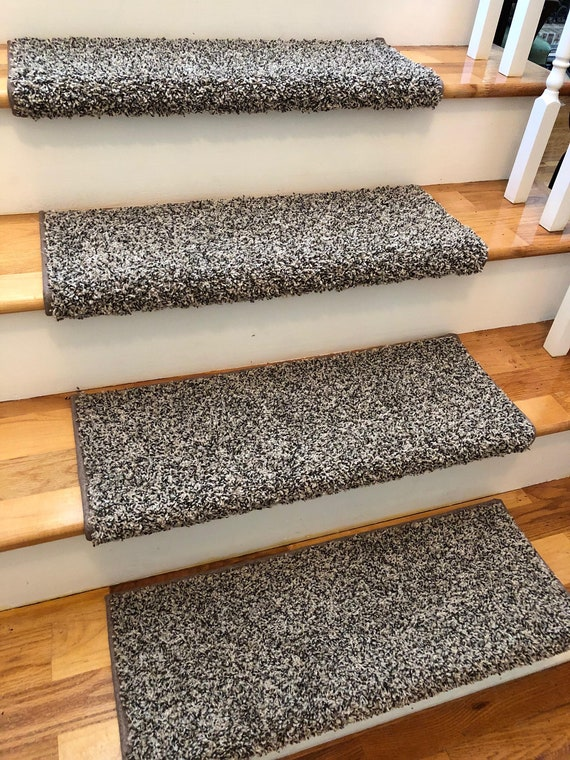 Beach Bum True Bullnose® Padded Carpet Stair Tread - For Safety Comfort Dog Cat Pet Runner Replacement (Sold Each)