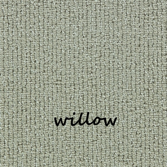 """Ready to Ship! Intitution Willow 100% New Zealand Wool Padded Carpet Stair Tread 27"""" wide - For Safety Comfort Dog Cat Pet (Sold Each)"""
