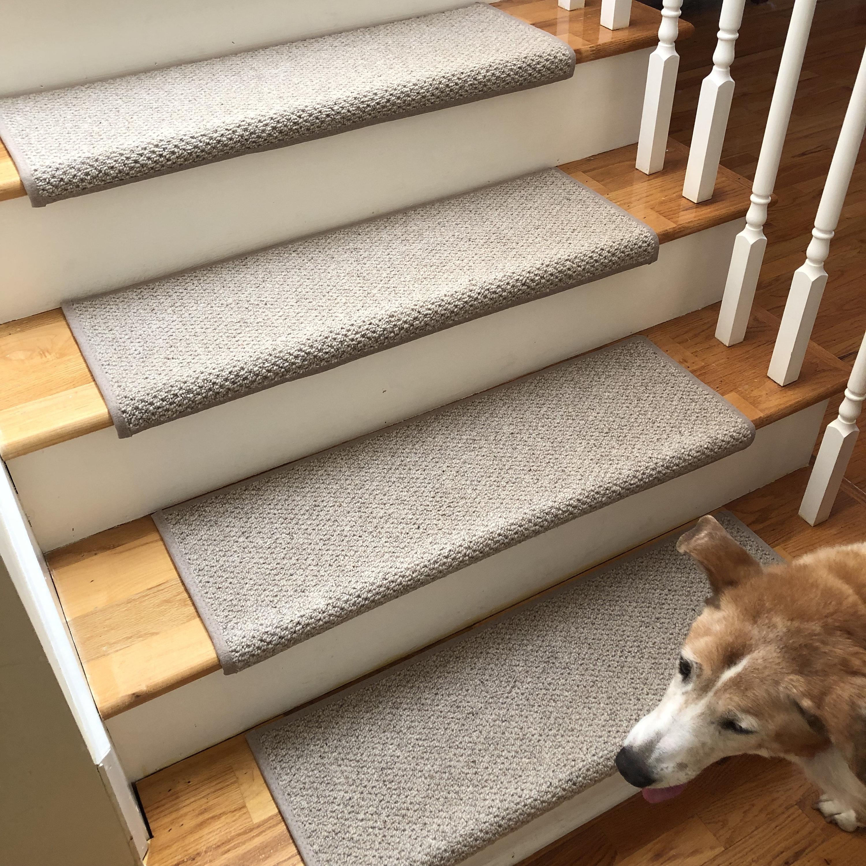 Windsor Vintage 100 Wool True Bullnose Padded Carpet