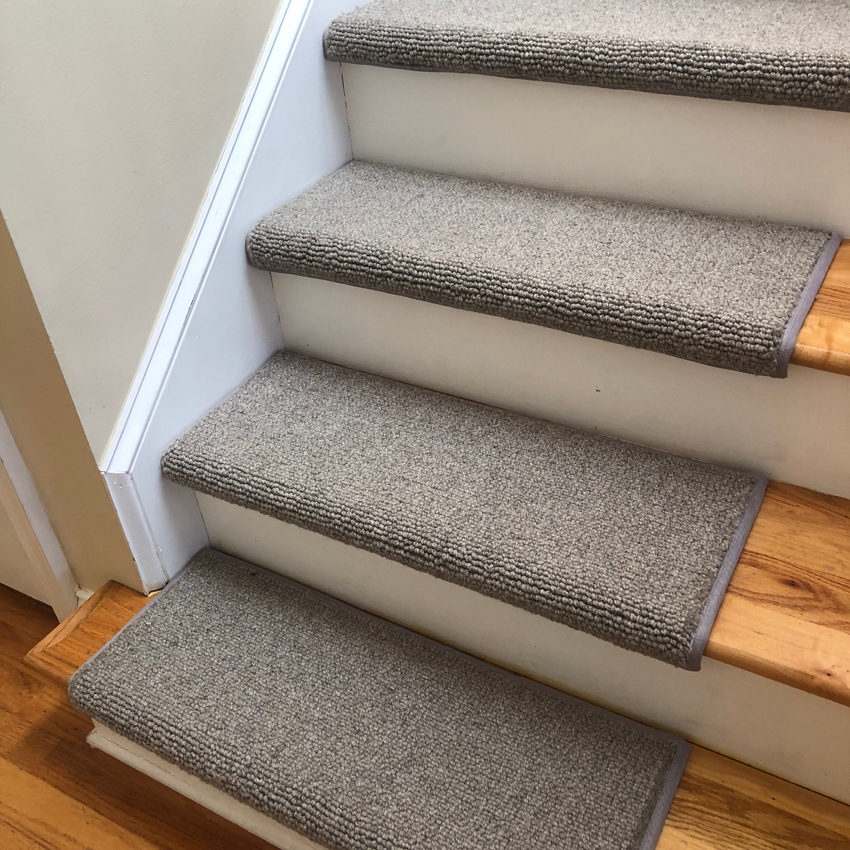 Charmant RiverDriveDesigns U0026 True Bullnose™ Carpet Stair Treads