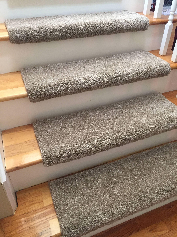 RiverDriveDesigns U0026 True Bullnose™ Carpet Stair Treads