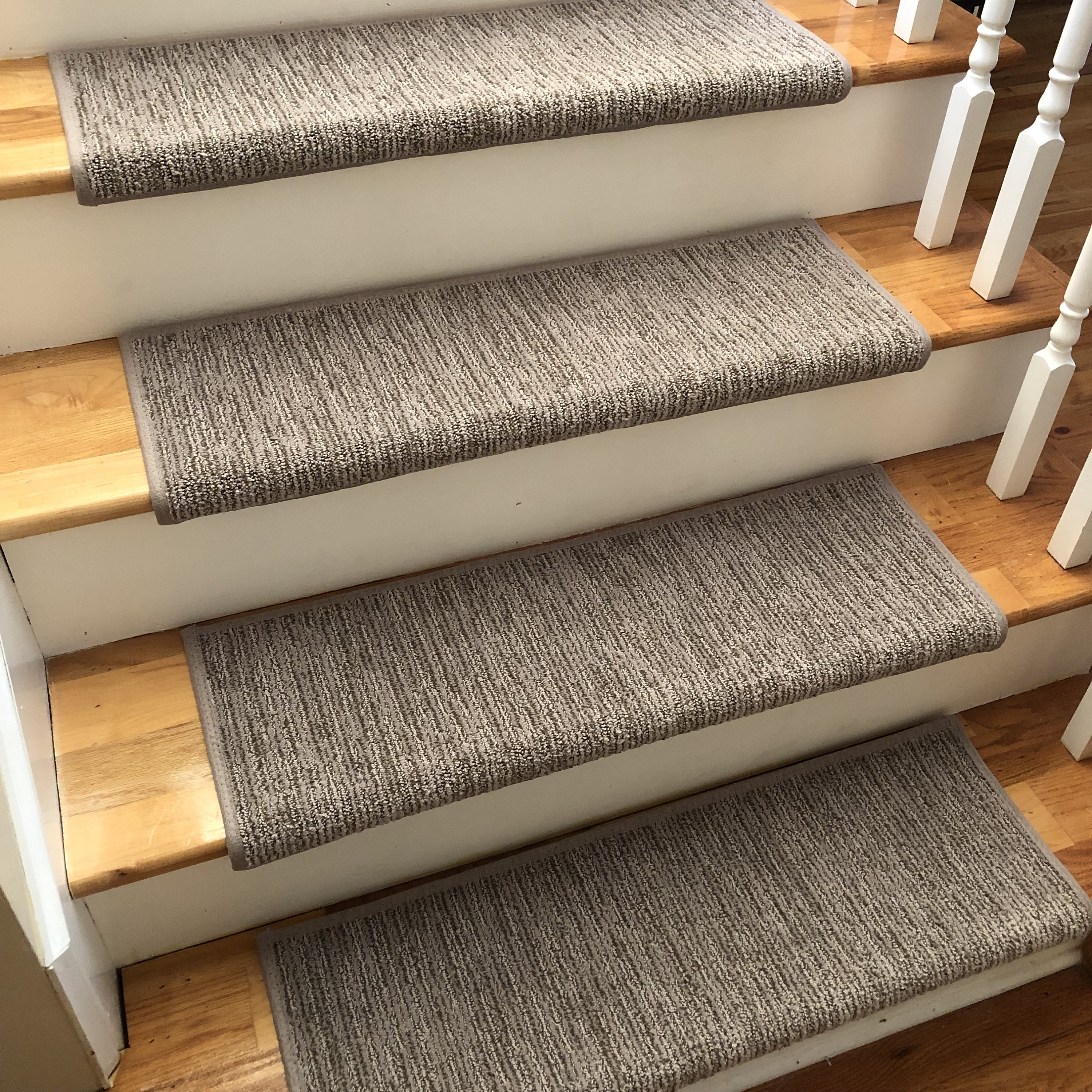 Diy Stair Treads Out Of Flor Tiles: Well Timed Status Highspice True Bullnose™ Shaw Carpet