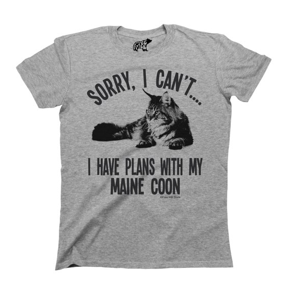 Interesting As My Maine Coon T Shirt Design Maine Coon Cool Tshirt