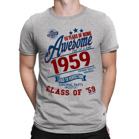 Legenda Premium Dal 1959 60th Compleanno Divertente Da Uomo T