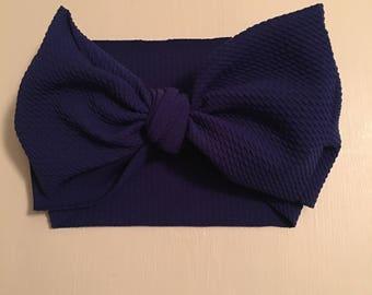 Royal Blue Headwrap