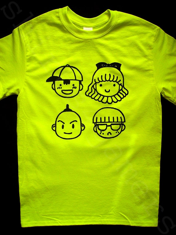 Super Smash Bros Ultimate Brawl Lucas Earthbound Mother 3 Unisex Tee T-Shirt
