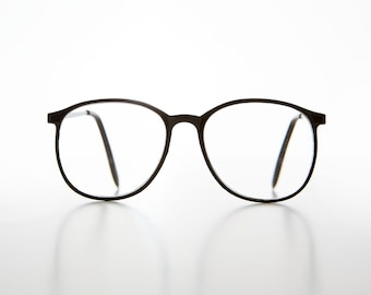 f94d590f2d125 Black Oversized Secretary Reading Glasses   1.00  1.25  1.50  1.75  2.00   2.25  2.50  3.00   3.25  3.50  3.75 diopter  Optical Quality-Kris
