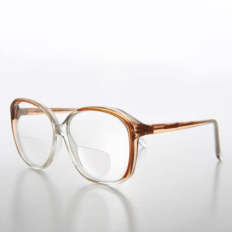 2c08dfbc9ea Brown Bifocal Reading Glasses   Women s   1.00   1.75