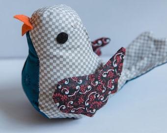 Handmade Bird - Spring Decor