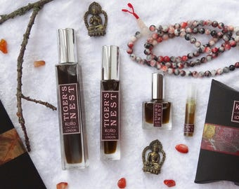 TIGER'S NEST Natural Perfume