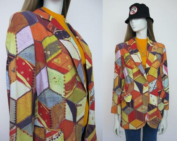 RARE / 90s Moschino blazer / Moschino cheap and ch