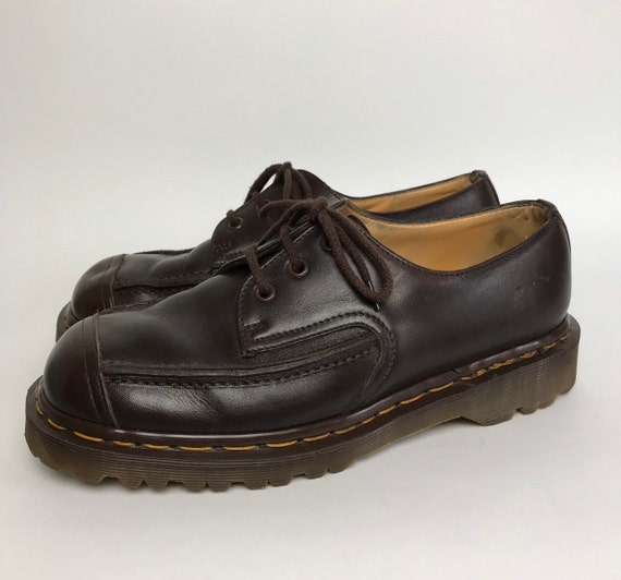 Dr Martens  6 / 90s Dr Martens / 90s brown chunky
