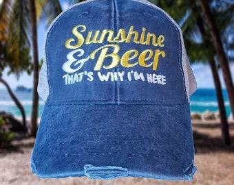 d120071f85b Beach trucker hat