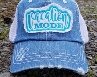 Vacation Mode (frayed patch) e229a40a14eb