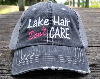 edbefe4138845 Lake Hair Don t Care