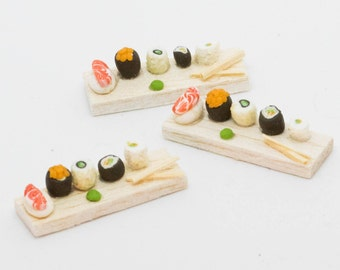 1/12th Miniature Sushi Platter