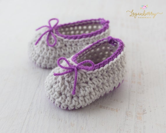 Neon Trim Baby Slippers Crochet Pattern Crochet Baby Shoes Etsy