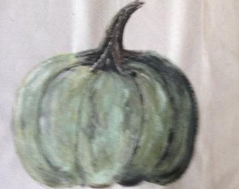 Pumpkin Fall pillow case