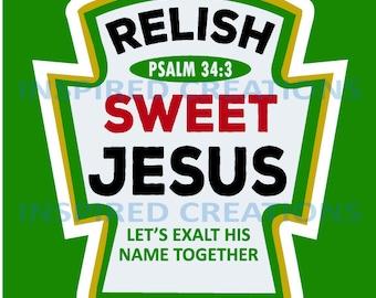 Catch Up With Jesus Svg Etsy