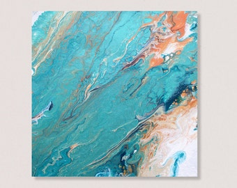 Large Abstract Canvas Print, Gallery Wrapped Canvas Print, Various Sizes, FREE SHIPPING!