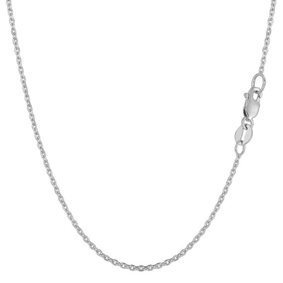 Mireval Sterling Silver Anti-Tarnish Treated with CZ Heart Bead Chain Slide Pendant