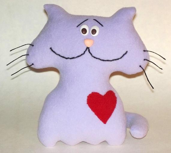 Schnittmuster Katze Katze Muster Muster Katzen Muster | Etsy