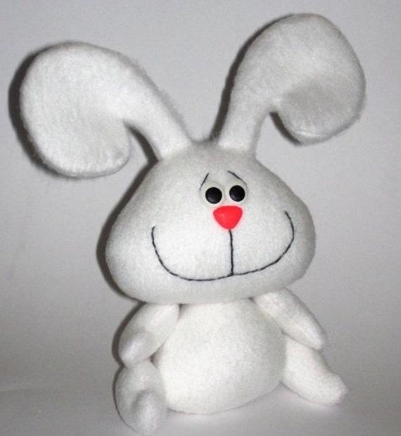 bunny rabbit sewing pattern bunny pattern rabbit pattern etsy