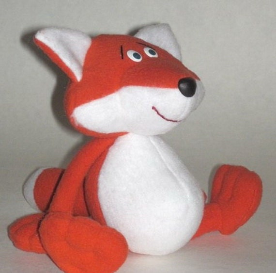 Schnittmuster Fuchs Fuchs Muster Muster Fox Muster Fuchs | Etsy