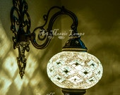Free Shipping Turkish Moroccan sconce mosaic wall sconce