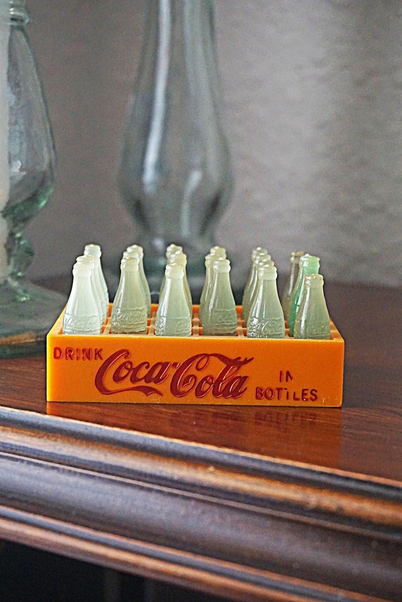 Vintage COCA-COLA 50 Pack  Of Miniature Coke Cases !!! RARE !!!