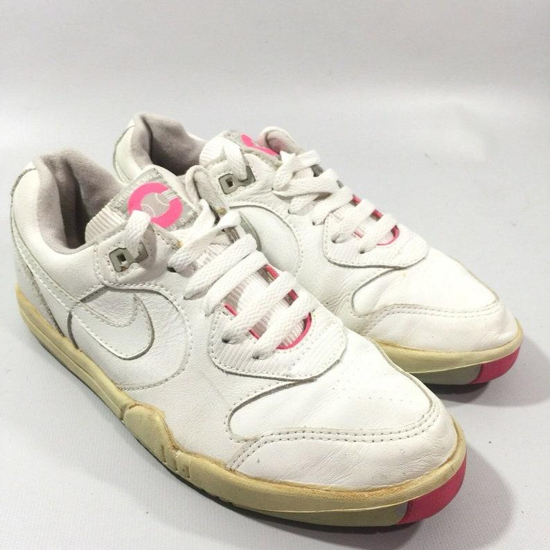 10528b8e50e9 Vintage Nike Air Tennis Shoes 7.5 890204S1 Made In Korea