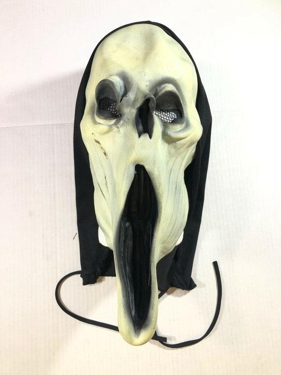 1995 Paper Magic Group Hooded Scream Ghost Hallowe