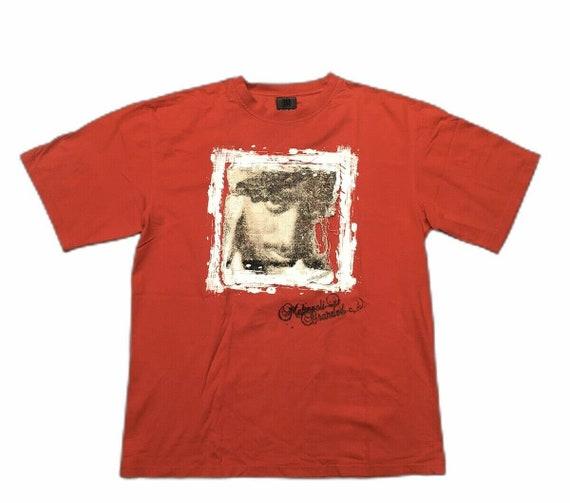 Vintage Tupac Shakur Makaveli Brand T Shirt Size X