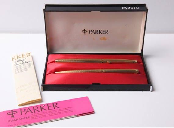 datazione Parker 51 aerometrico