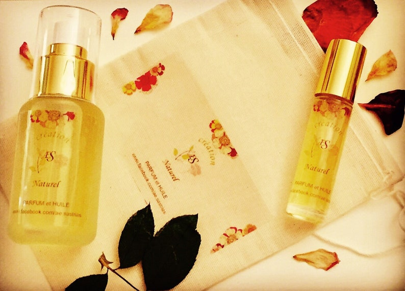 adae8a3c7c246 Combo: 1 fragrance, 2 presentations - Roses and mix flora perfume/ 50 ml /  LGBTQI Pride