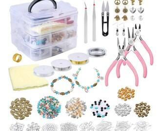 cdec050277904 Jewelry making kit | Etsy