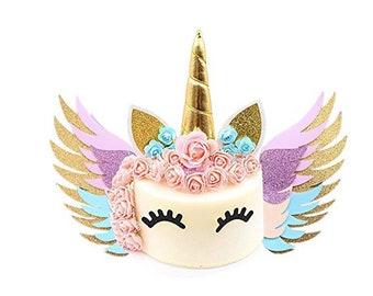 Unicorn Cake Etsy