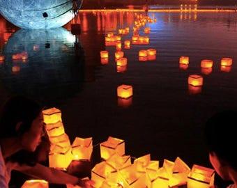 Floating Lanterns Etsy