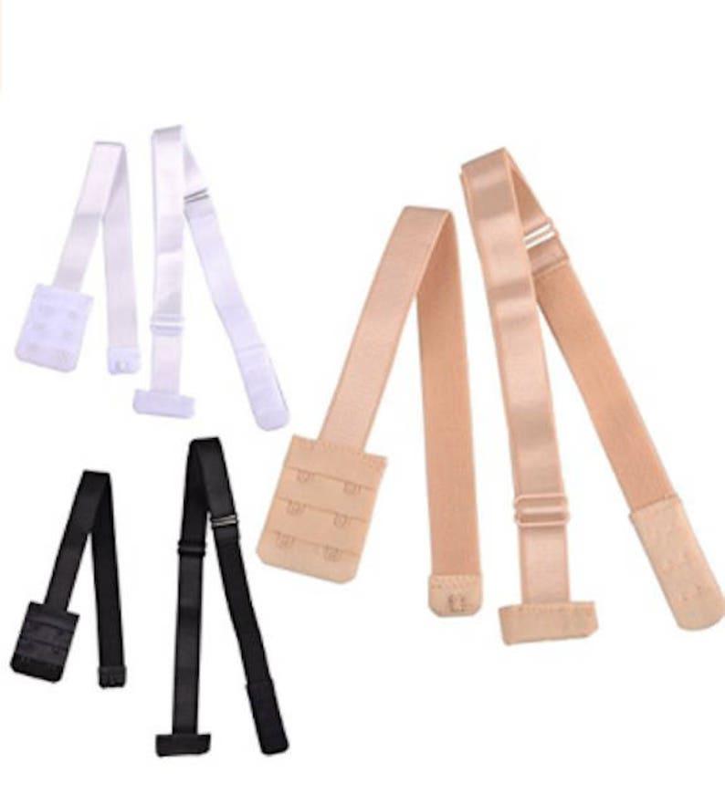 70e81adb8c407 Bra Strap Converter Adjustable Bra Extension Women Low Back