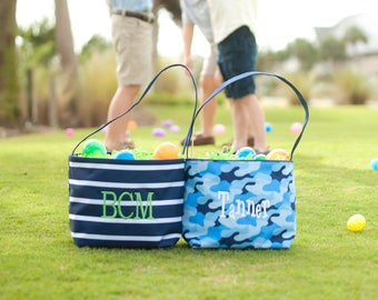 Cool Camo Easter Bucket (NAVY SOLD OUT)